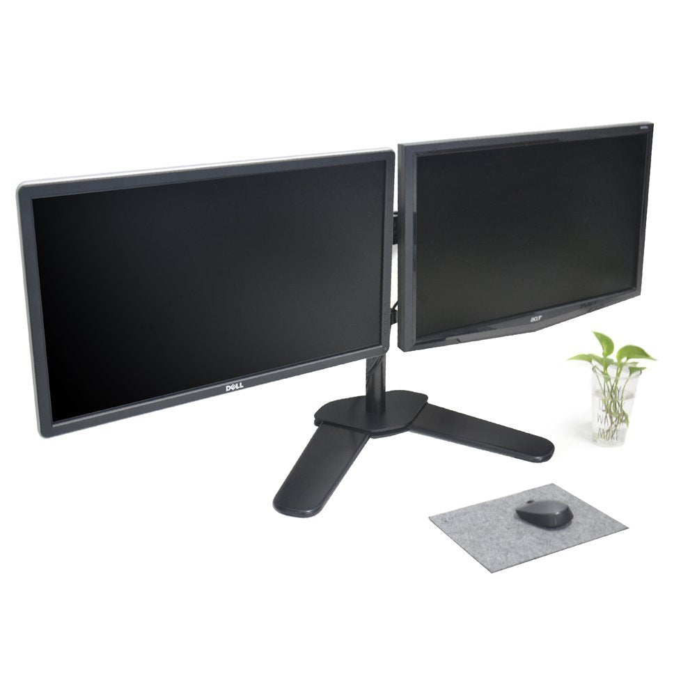 Dual Monitor Adjustable Desk Mount | Monthly Madness