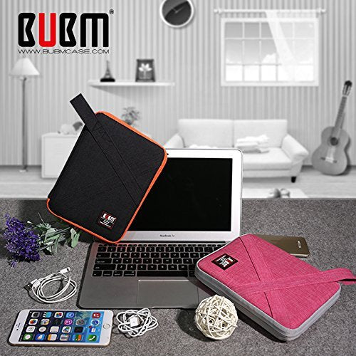 BUBM Digital Travel Accessories Organizer - Black