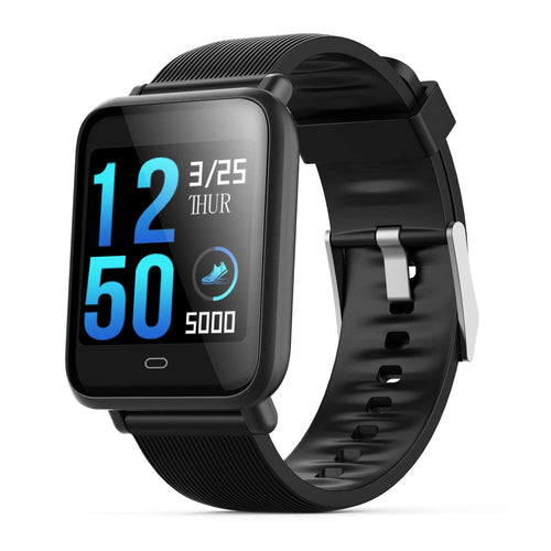 Q9 Bluetooth Smart Watch with Heartrate Monitor