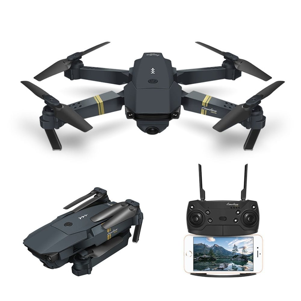 Ntech JY019 RC Mini Pocket 720P HD Drone | Monthly Madness
