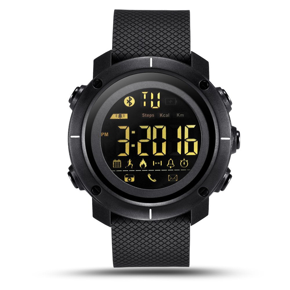 LEMFO LF23 IP68 Smart Watch Fitness Tracker | Monthly Madness