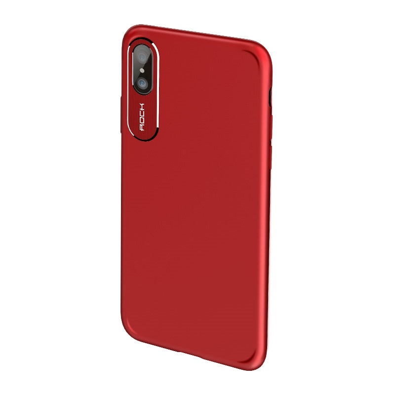 ROCK Case for Apple iPhone X Slim - Red | Monthly Madness