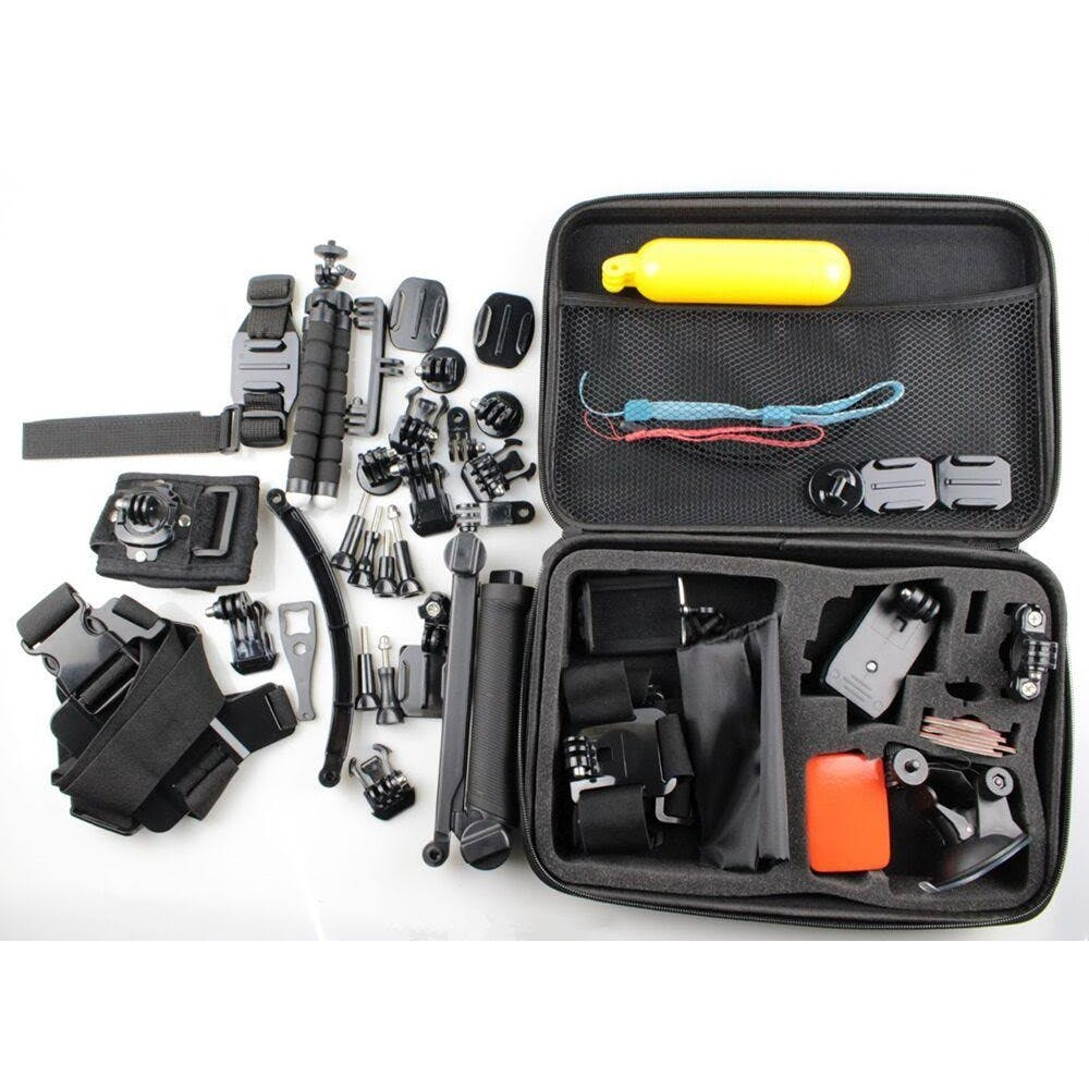 CRX GoPro Action Camera Kit - 26 Piece | Monthly Madness