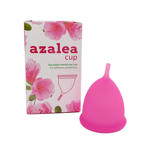 Azalea Cup Reusable Menstrual Cup | Monthly Madness