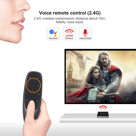Beelink GT1-A Android 7.1 4K TV Media Box&with Netflix with i8 Remote