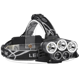 Lumina 3500 Lumen 5 LED Headlamp | Monthly Madness