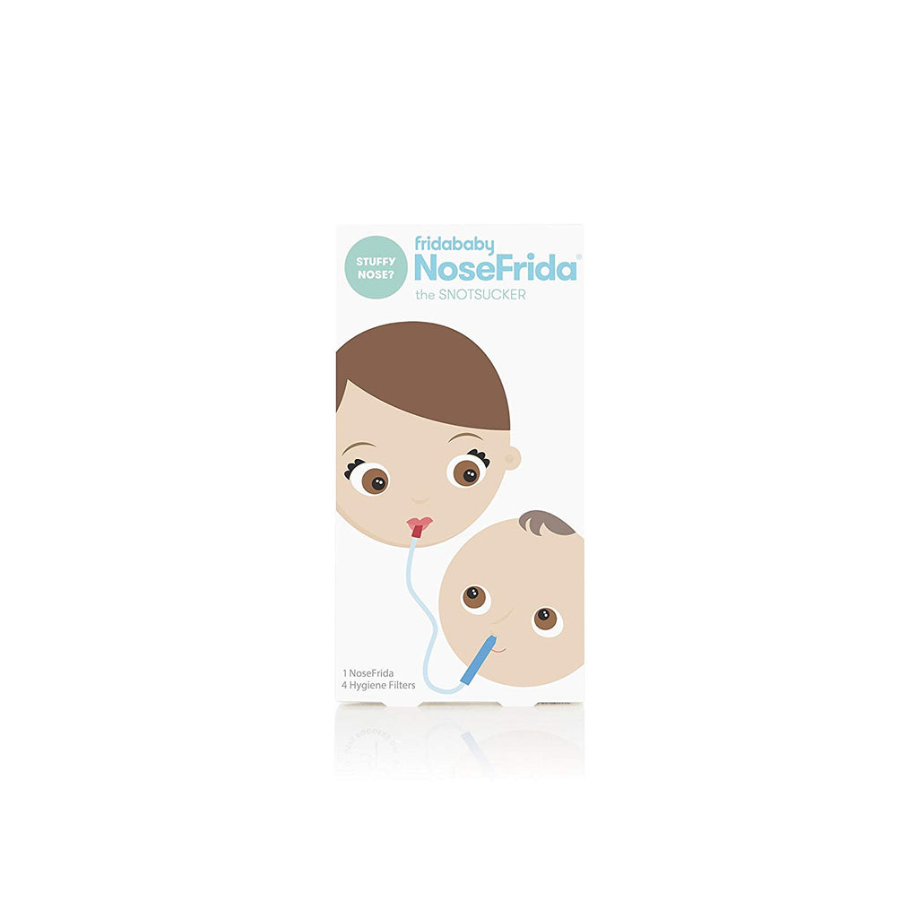 Fridababy NoseFrida Nasal Aspirator with 20 Extra Hygiene Filters | Monthly Madness
