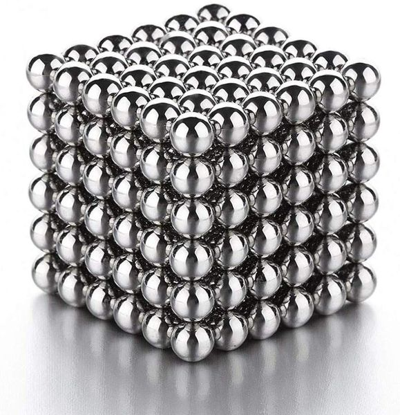 JuniorFX 5mm Magnetic Balls (216 Pieces) | Monthly Madness