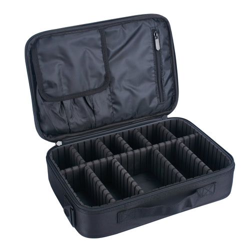 BeautyFX Makeup Cosmetics Organiser Travel Bag