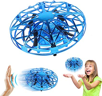 Ntech Mini Hover Motion Sensor Handsfree UFO Toy Drone