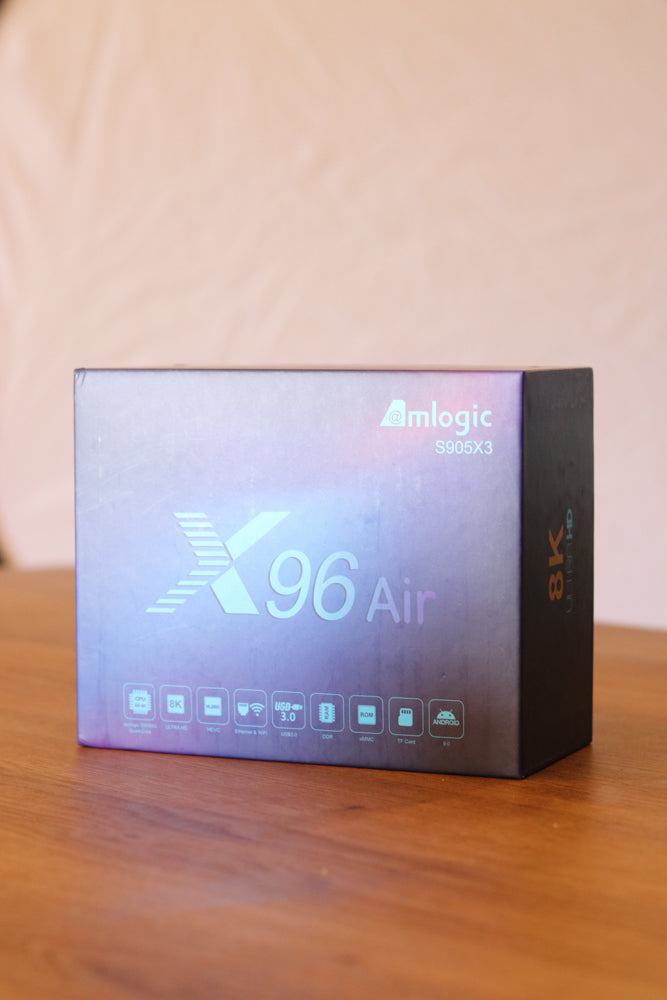 Ntech X96 Air Smart Android TV Box