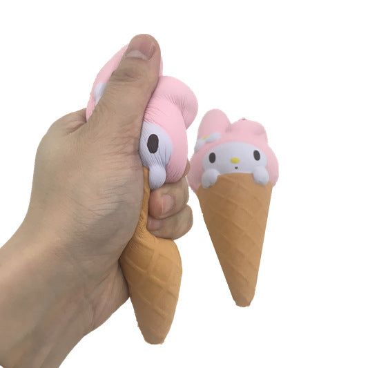 Gigglebread Scented Squishy Rabbit Ice Cream | Monthly Madness