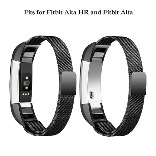 Linxure Milanese Replacement Strap for the Fitbit Alta - Small