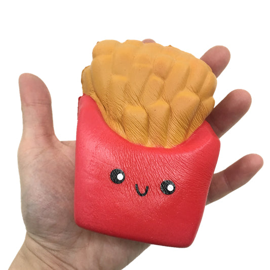 Gigglebread Scented Squishy Pink Fries | Monthly Madness