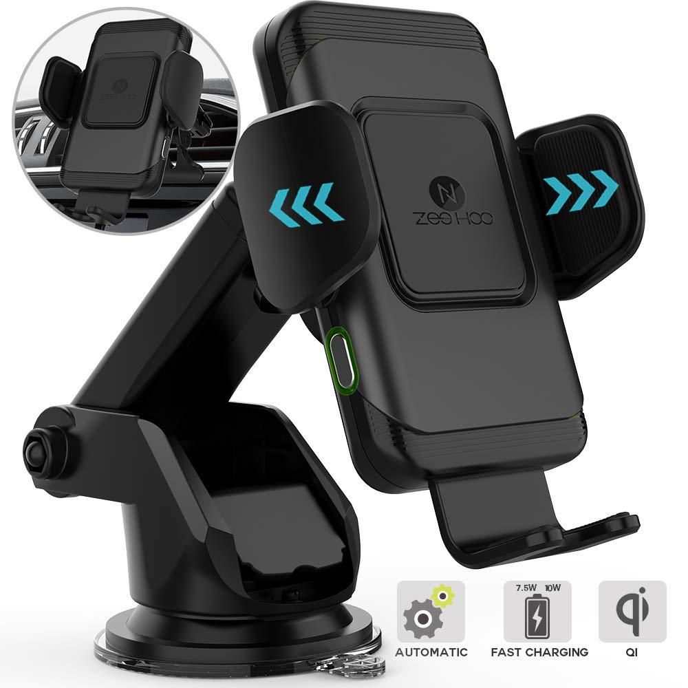ZeeHoo Wireless 10W Car Charger Phone Mount | Monthly Madness