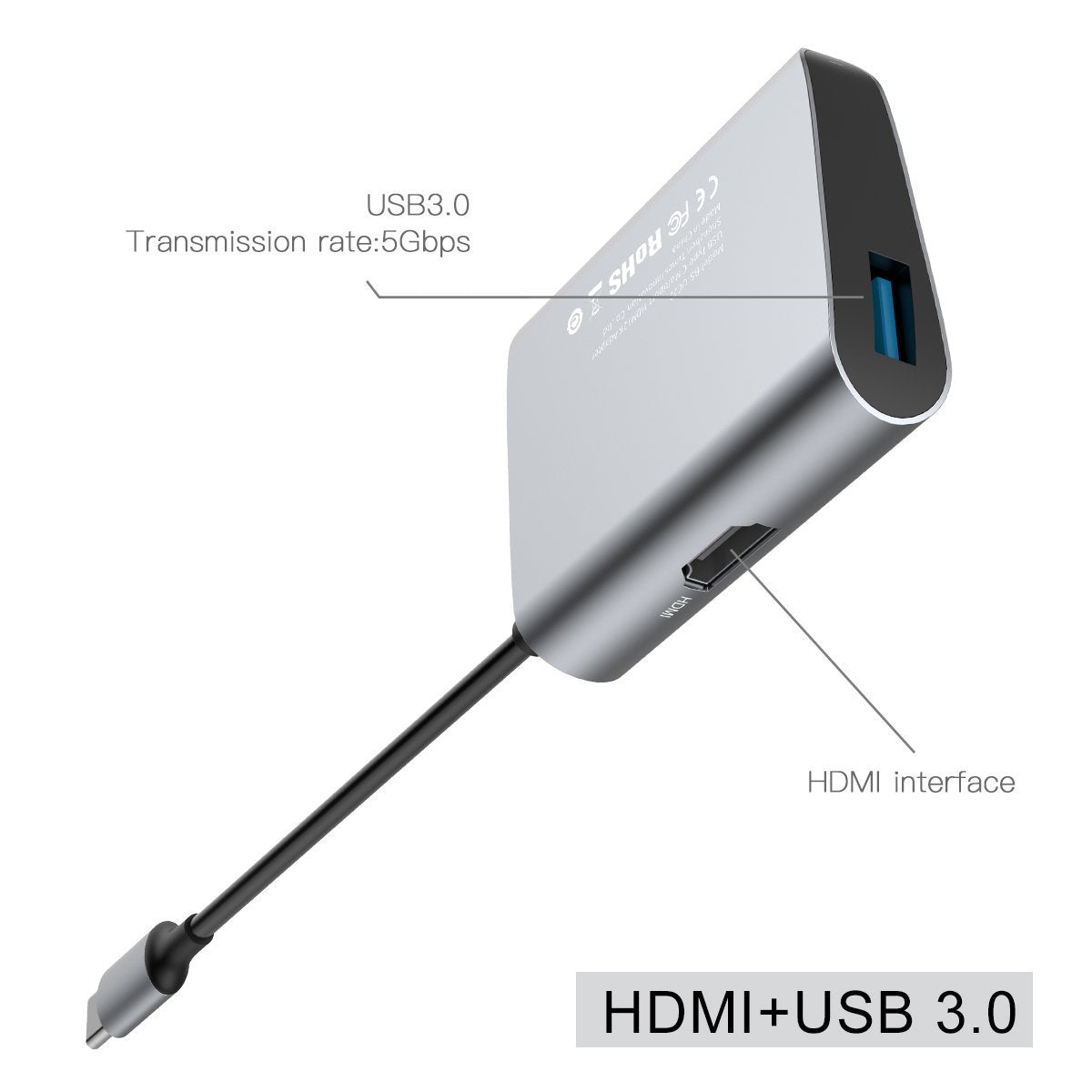 Baseus USB C to HDMI Adapter | Monthly Madness