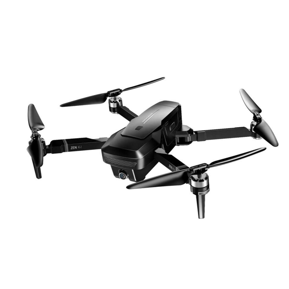 VISUO K1 4K HD Front Camera Quadcopter Drone With 2 Extra Batteries | Monthly Madness
