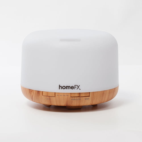 HomeFX Essential Oil Diffuser with 7 LED Colours