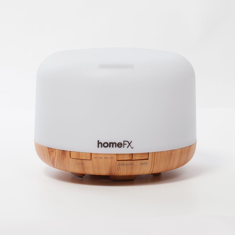 HomeFX Essential Oil Diffuser with 7 LED Colours | Monthly Madness