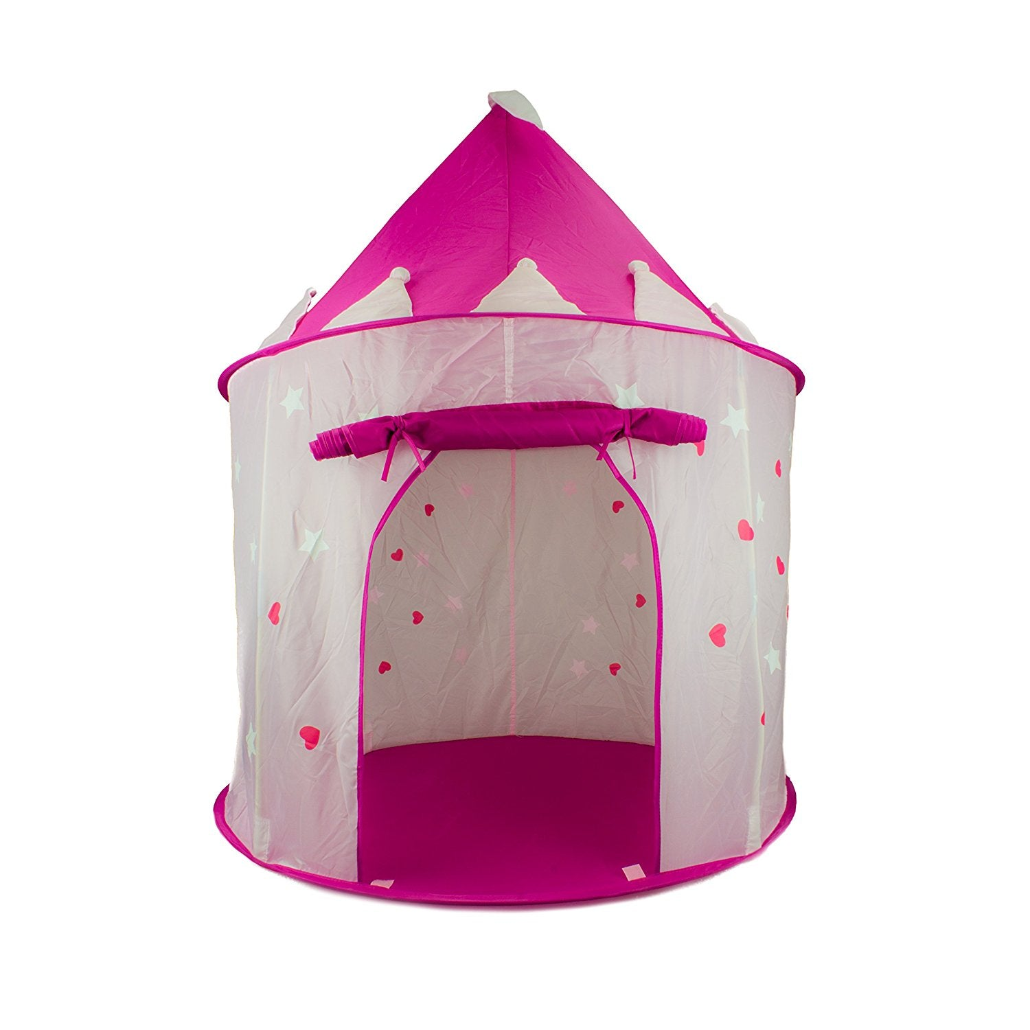 Princess Castle Kids Play Tent - Pink | Monthly Madness