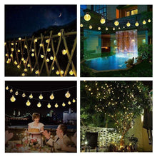 Load image into Gallery viewer, Lumina Crystal Ball Solar Powered Fairy Lights | Monthly Madness