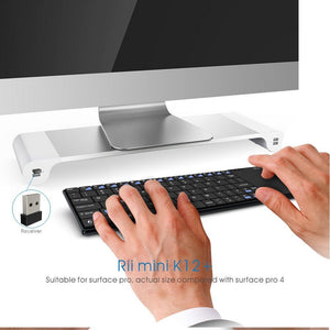 Rii RT-MWK12 Wireless Ultra Slim Keyboard | Monthly Madness