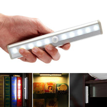 Load image into Gallery viewer, Lumina Motion Sensor Lights 3 Pack - Battery Powered | Monthly Madness