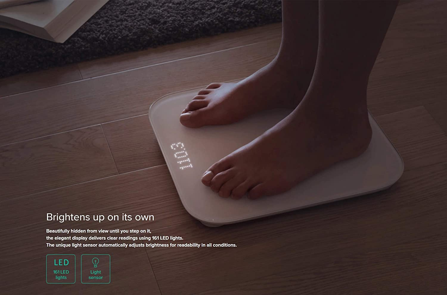 Xiaomi Mi Body Bluetooth Composition Scale - 2nd Generation | Monthly Madness