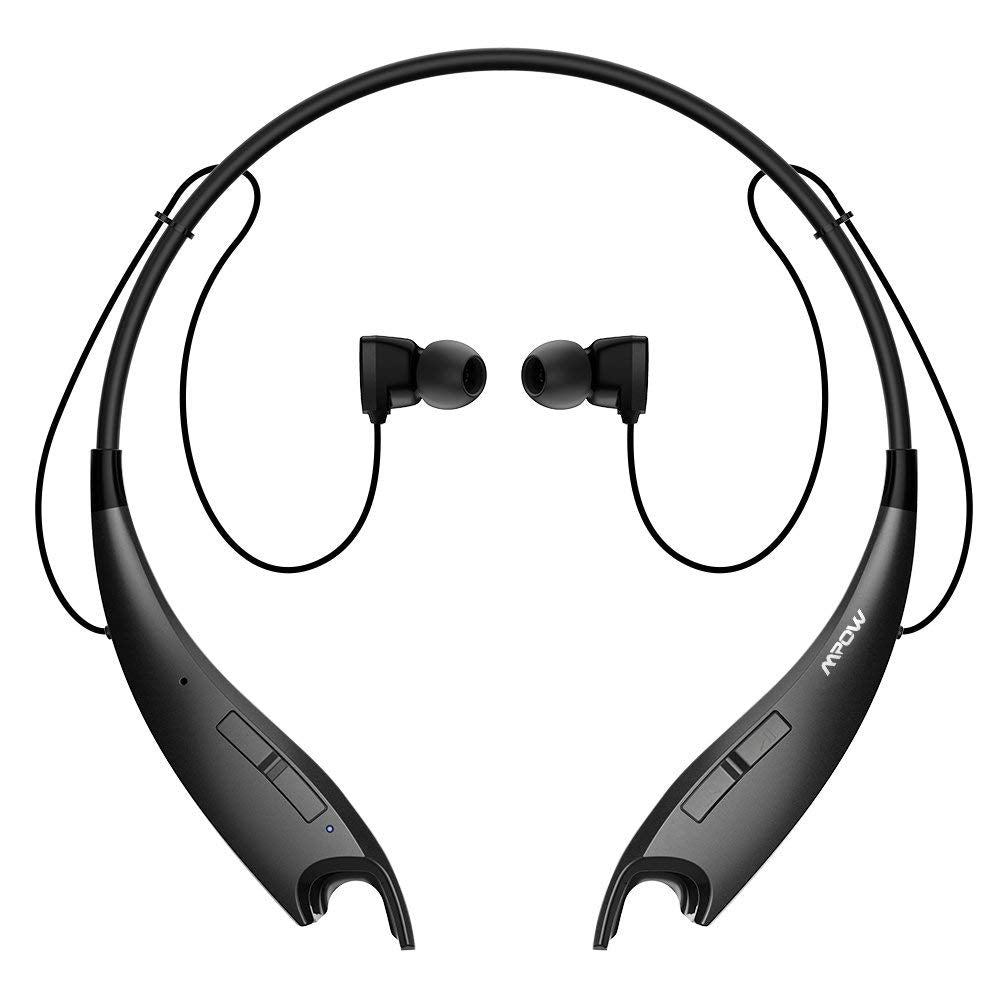 Mpow Jaws V4.1 Bluetooth Neckband Headset | Monthly Madness