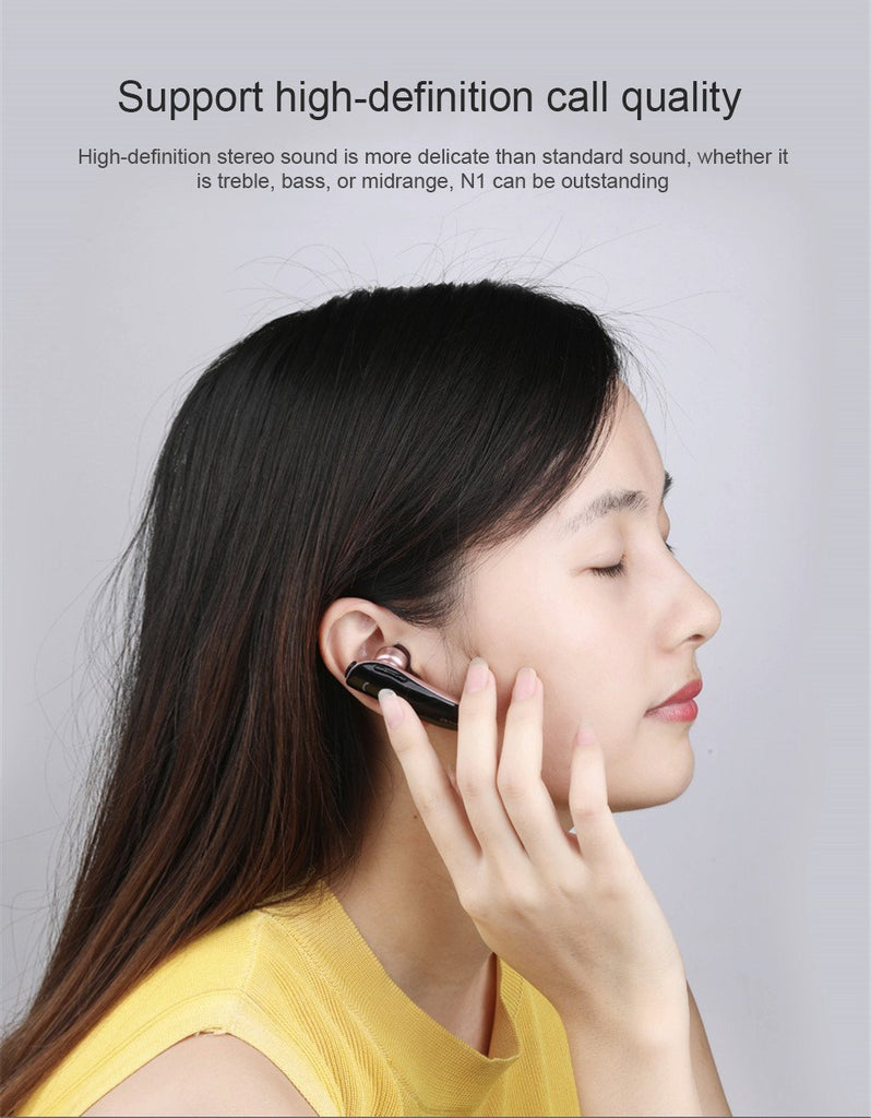 Awei N1 Wireless Bluetooth In-Ear Headset | Monthly Madness