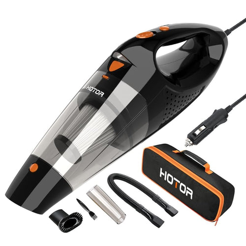 Hoter 168-CD Handheld Car Vacuum | Monthly Madness