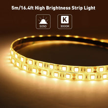 Load image into Gallery viewer, Lumina 5m LED Strip Light - IP65 Waterproof | Monthly Madness