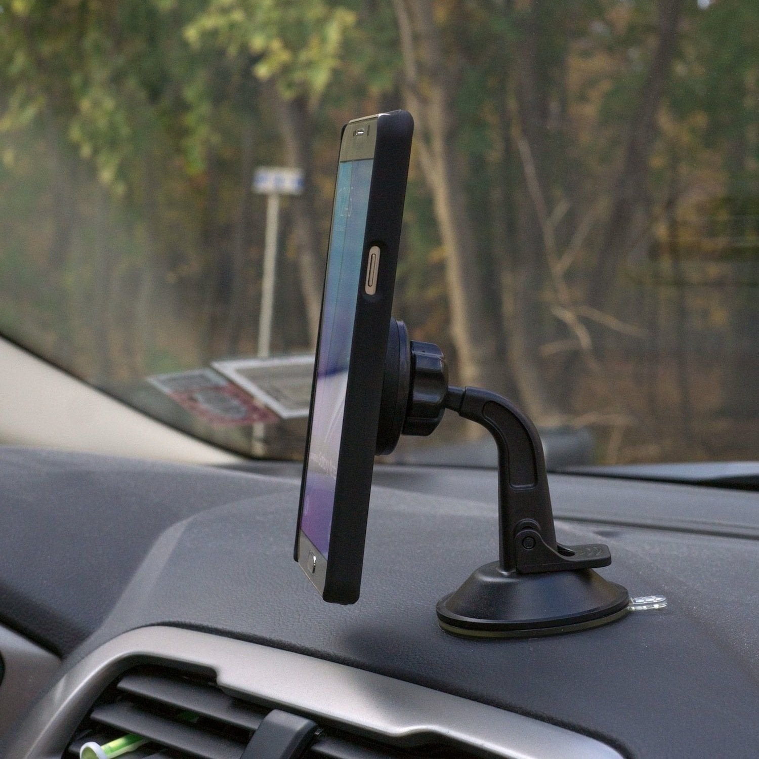 WizGear Magnetic Car Windshield & Dashboard Mount Holder | Monthly Madness