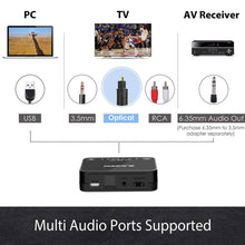 Load image into Gallery viewer, Avantree HT4189 TV Wireless Headphones and Transmitter Set | Monthly Madness