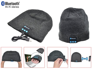 Soundtronic Built-in Bluetooth Stereo Beanie | Monthly Madness