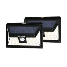 Load image into Gallery viewer, Lumina 24 LED Motion Sensor Solar Light - 2 Pack | Monthly Madness