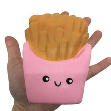 Load image into Gallery viewer, Gigglebread Scented Squishy Pink Fries | Monthly Madness