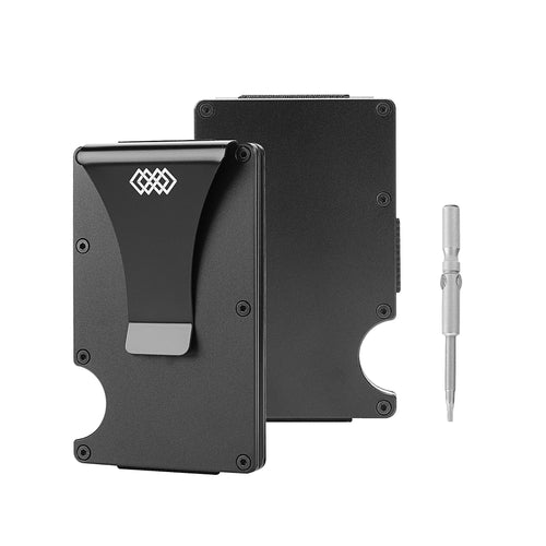 WEAV Anti-Theft RFID Aluminium Wallet