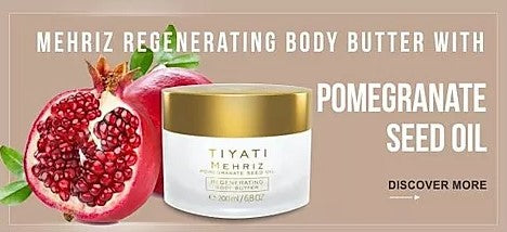 Mehriz Regenerating Body Butter
