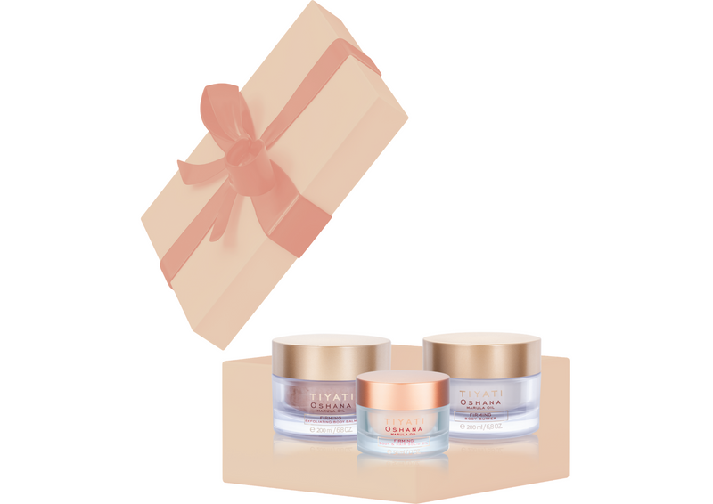 Oshana Skincare Collection