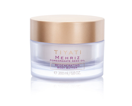 Mehriz Regenerating Body Butter 200ml