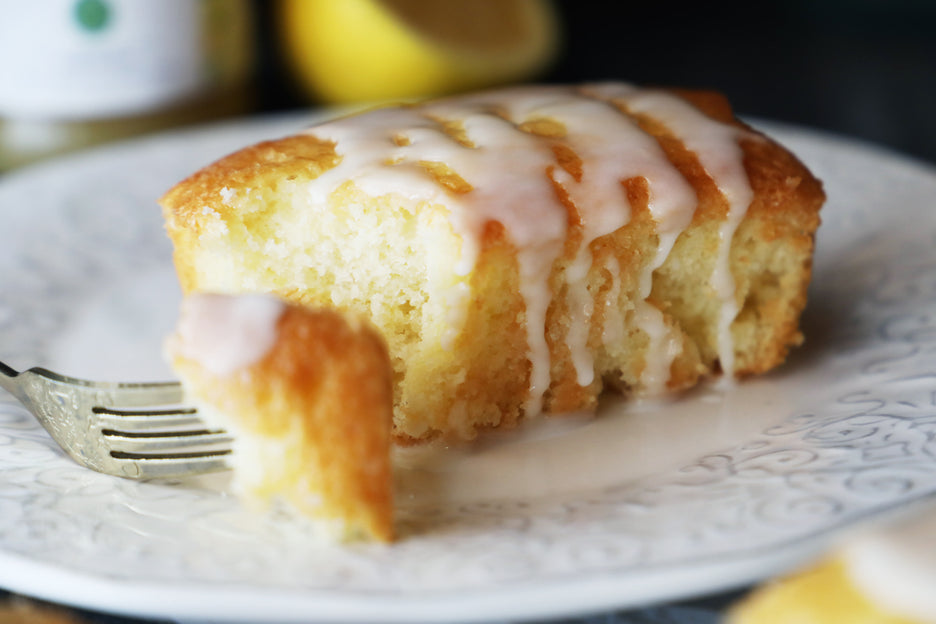 Mini Lemon Curd Loaves