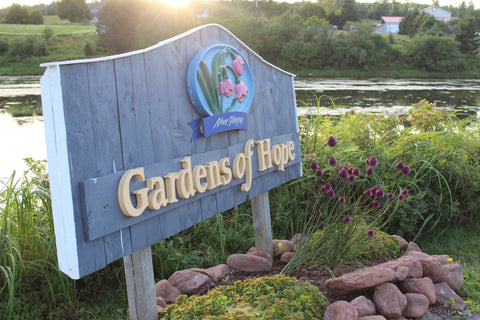 Gardens of Hope Prince Edward Island Summer