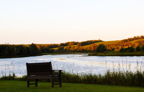 Fall in Prince Edward Island