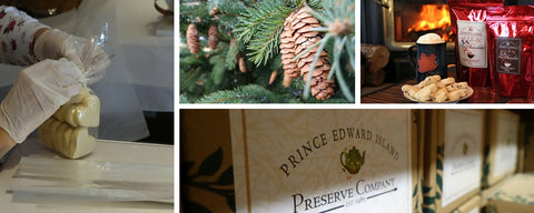 seasonal gifts PEI Preserve Co.