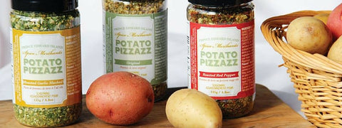 Potato Pizzazz Seasoning
