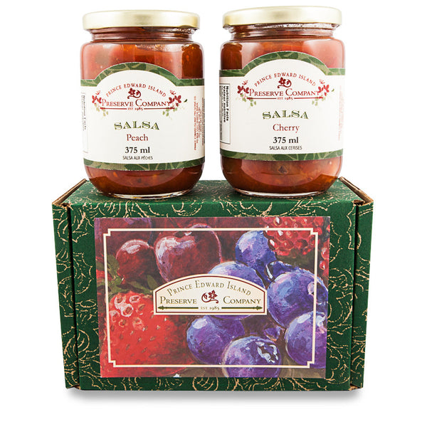 Salsa Gift Box 2x375ml