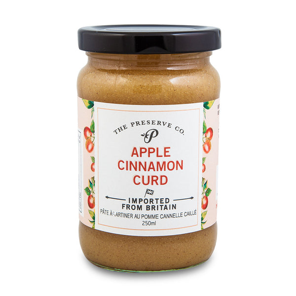 Apple Cinnamon Curd