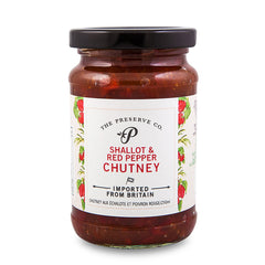 Shallot & Red Pepper Chutney