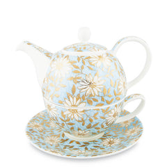 T4One Teapot, Aqua by Dunoon
